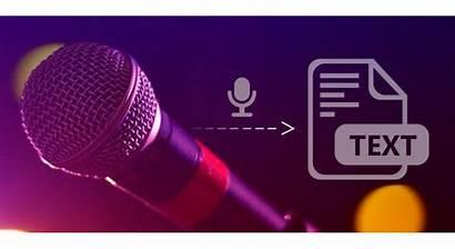 Audio Text Transcribe Convert Into Converter Software