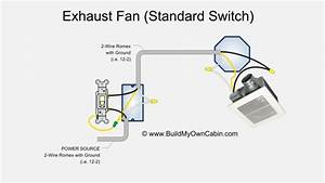 Dayton Exhaust Fan Wiring Diagram