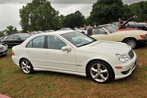 2006 Mercedesbenz Cclass Conceptcarzcom