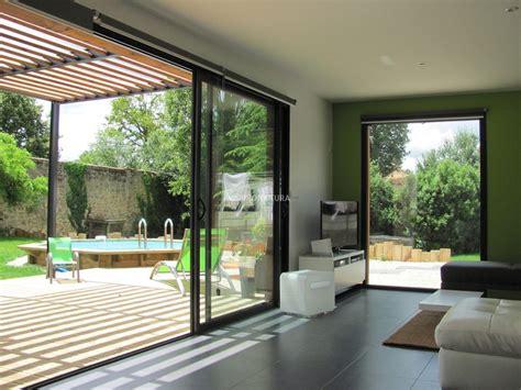 Brise-soleil Sur Terrasse Et Salon