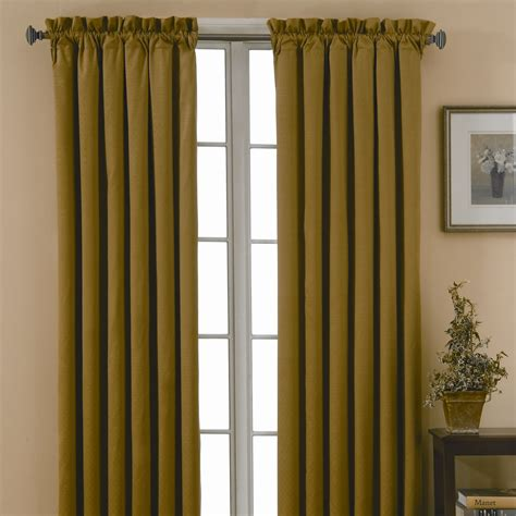 Best Curtain Rods For Blackout Curtains Home The Honoroak