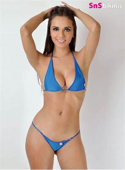 Bikini Thong Bikinis Snsbikinis Mini Seductive Natalia