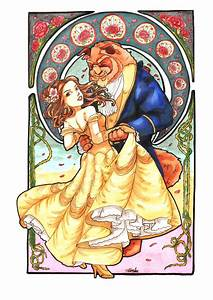 beauty and the beast dancin by Mmystery on DeviantArt