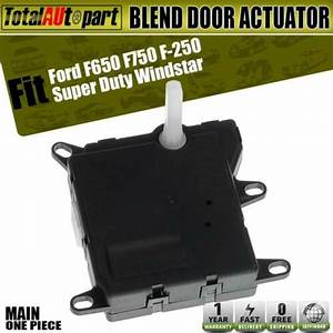Hvac Blend Door Actuator For Ford F250 F350 F450 F550