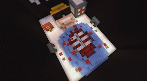 surgeon simulator in minecraft for pocket edition for