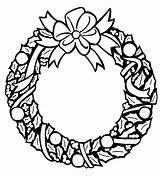 Colorear Navidad Coronas Dibujos Adviento Coloring Imprimir Ninos Crowns Dibujo Guirnalda Navidena Corona Kolorowanka Swiateczna Plantillas Pintar Corone Natale Kolorowanki sketch template