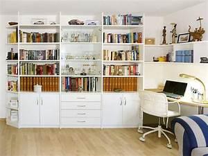 Schrankwand Mit Integriertem Schreibtisch : geschickt gel st urbana m bel ~ Sanjose-hotels-ca.com Haus und Dekorationen