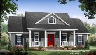 Delightful Small House Floor Plans With Porches by Small House Floor Plans Small Country House Plans