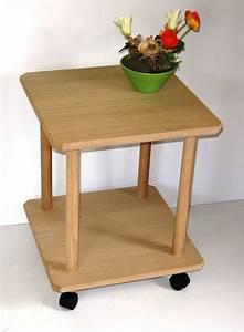 Küchen Beistelltisch Auf Rollen : beistelltisch mit rollen 40x40 bis 50x80 cm h he 50 cm ab ~ Eleganceandgraceweddings.com Haus und Dekorationen
