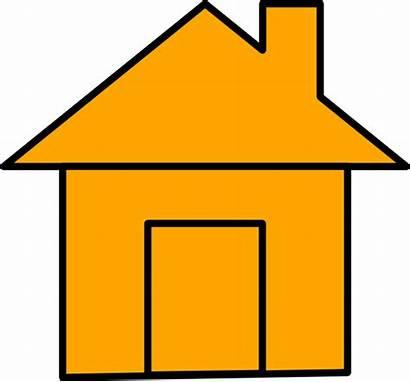 Icon Orange Clip Yello Gray Clipart Clker