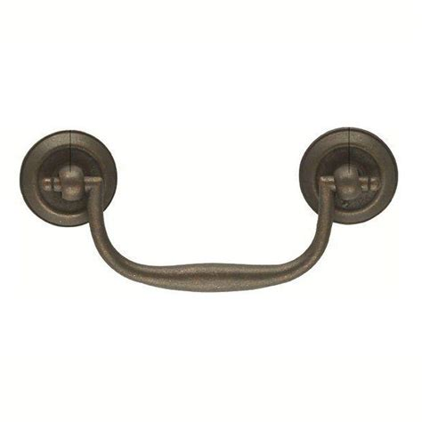 hickory hardware bail cabinet pull hickory hardware 3 in windover antique furniture bail