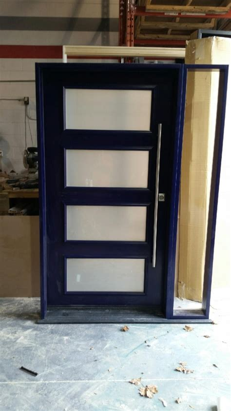fiberglass front door modern fiberglass smoth front door