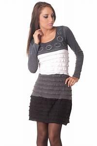 Vetement Femme Rock Chic : vetement femme chic laine et tricot ~ Melissatoandfro.com Idées de Décoration