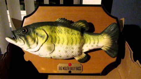 poisson qui chante youtube