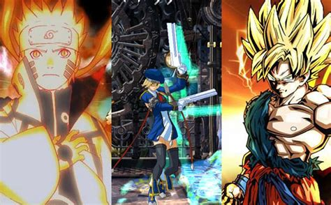 anime fighting games  kick ass  nerd