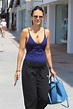 JORDANA BREWSTER Out and About in West Hollywood 04/08 ...