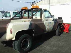 Sell Used 1988 Chevy 3500 With Boss V Snow Plow In Beech