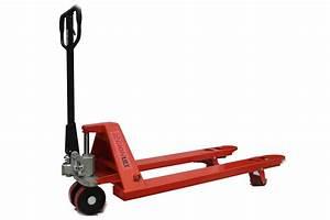 Standard Manual Pallet Jack 5500 Lbs Capacity 48 U0026quot L  U00d7 27 U0026quot W