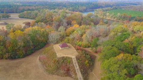 Archaeological Park Moundville Alabama