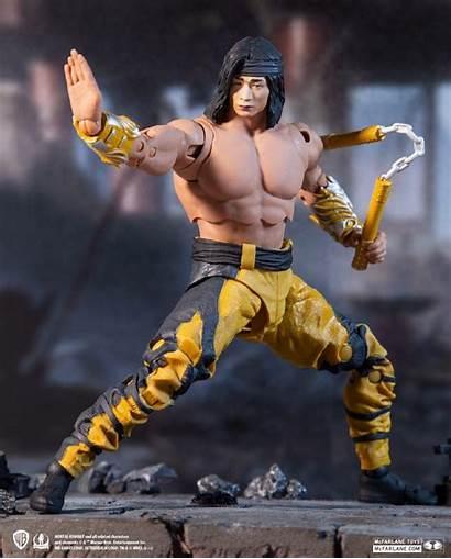 Kang Liu Kombat Mortal Mcfarlane Figures Toys