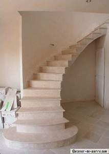 Prix Escalier Beton : escaliers en pierre classiques ou design les mati res ~ Mglfilm.com Idées de Décoration