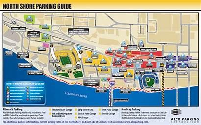 Parking Heinz Field Directions North Shore Lot