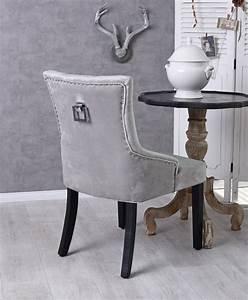 Stuhl Mit Ring : samtstuhl polsterstuhl grau esszimmerstuhl vintage chair samt retro stuhl ring ebay ~ Frokenaadalensverden.com Haus und Dekorationen