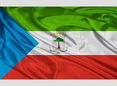 Equatorial Guinea Flag wallpapers Equatorial Guinea Flag