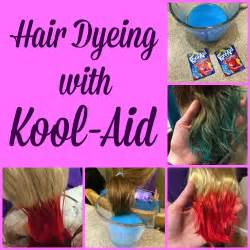 hair dyeing  kool aid  nation  moms