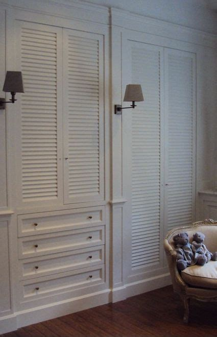 louvered door ideas  pinterest  shutters