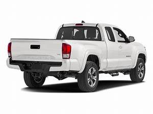 2017 Toyota Tacoma Trd Sport 4x4 Owners Manual