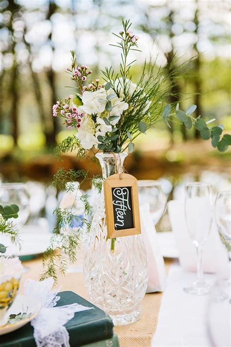 flower vases centerpieces glass flower vase centerpiece and table number http www