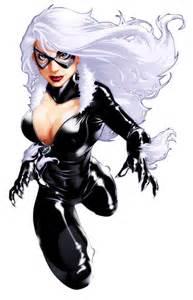 marvel black cat marvel series character black cat felicia