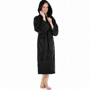 Morgenmantel Damen Baumwolle : kapuzen bademantel saunamantel morgenmantel wellness frottee baumwolle montana ebay ~ Watch28wear.com Haus und Dekorationen