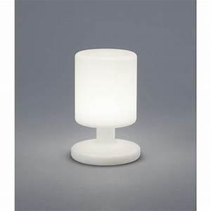 Lampe D Extérieur : lampe d 39 ext rieur led barbados trio leuchten comptoir des lustres ~ Teatrodelosmanantiales.com Idées de Décoration