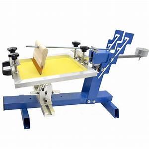 Manual Cylinder Silk Screen Printing Machine Pen  Cup