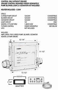 Balboa 2000 Le System Parts