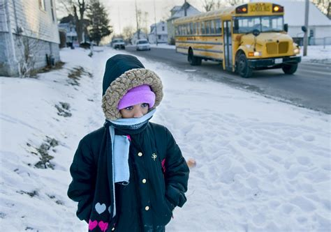 Essential for kids to be properly bundled up - News ...