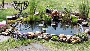 Teich Und Garten : teich garten teich anlegen adyk pinterest teich anlegen teiche und g rten ~ Frokenaadalensverden.com Haus und Dekorationen