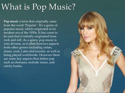 Pop Music Magazine Research