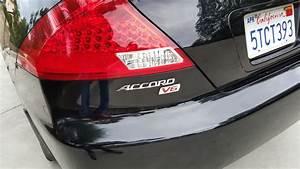 Rare 2006 Accord V6 Ex-l Manual Coupe