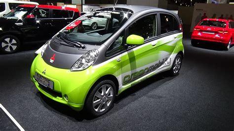Mitsubishi Electric Vehicle by 2015 Mitsubishi Electric Vehicle Iaa Frankfurt 2015