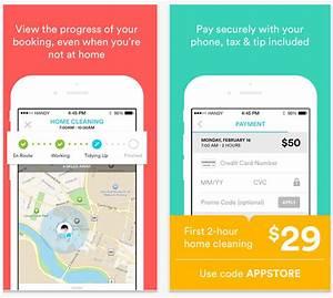 Handy App Kilometerzähler : the best iphone apps for a clean home d magazine ~ Kayakingforconservation.com Haus und Dekorationen