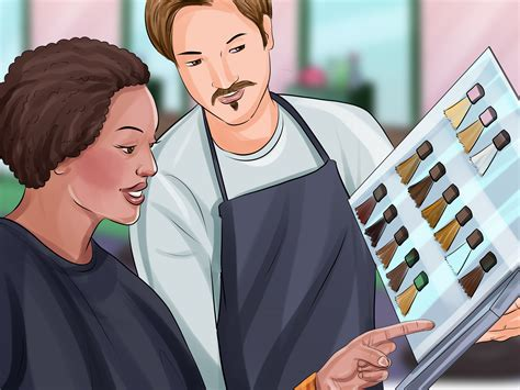 4 ways to deal with a bad haircut wikihow