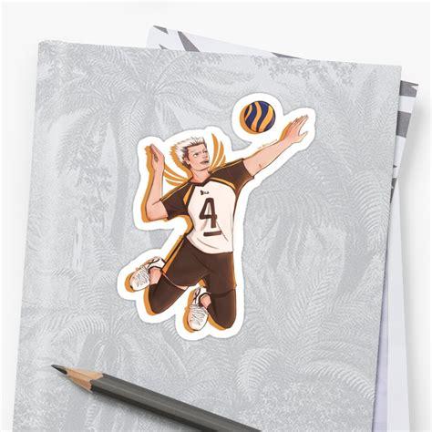 bokuto koutarou sticker by xo