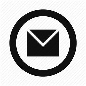 Circle  Email  Envelope  Letter  Mail  Message