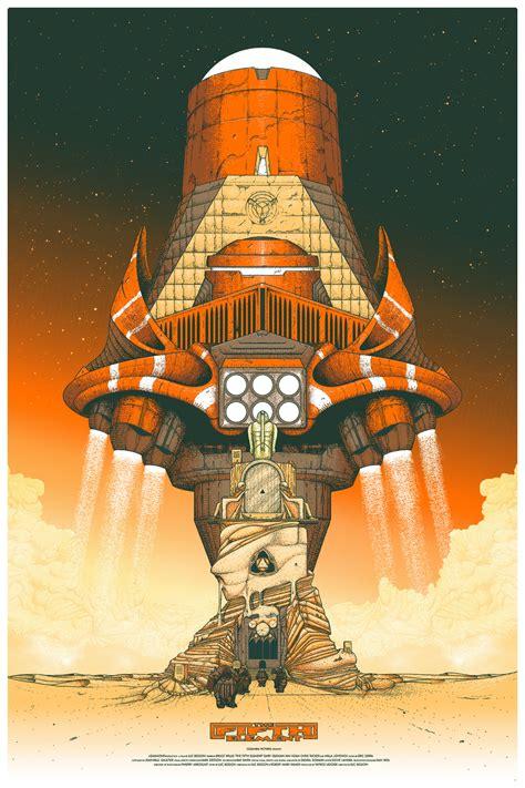 fantasy sci fi illustrations  cristian eres daily design inspiration  creatives