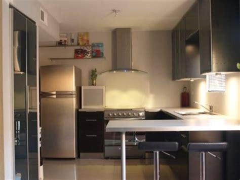 kitchen island idea diseños de cocinas pequeñas y modernas