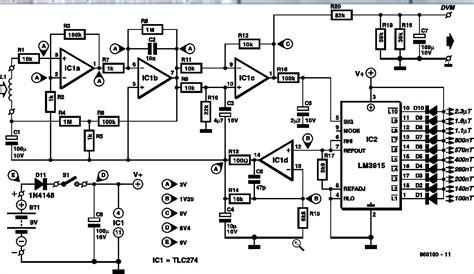 magnetic field meter magnetometer circuit