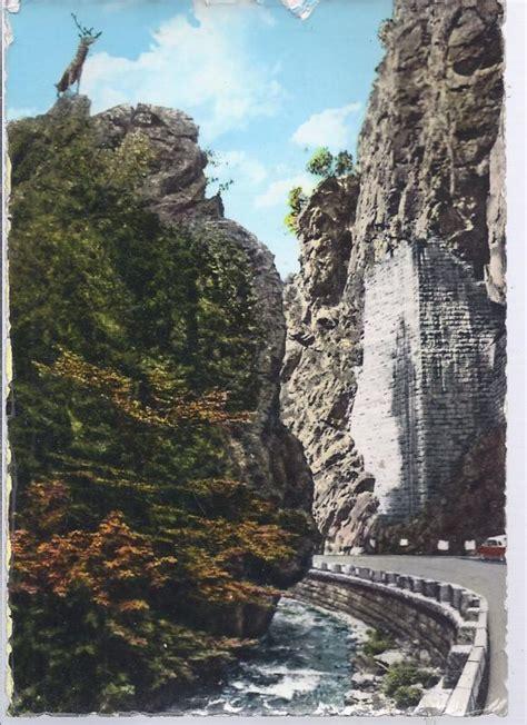 hirschsprung im hoellental schwarzwald nr